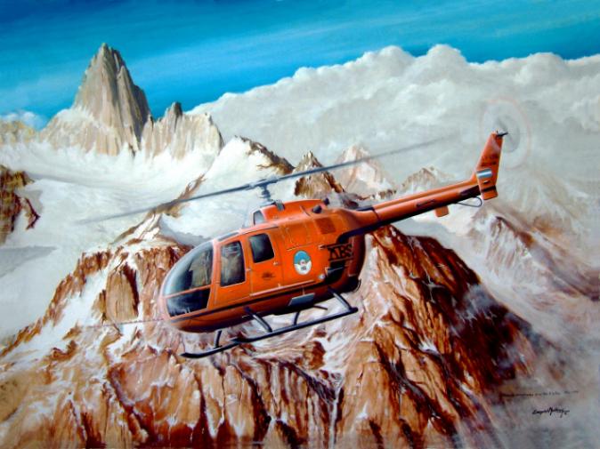 fitz roy rescue exequiel martinez argentine aviation