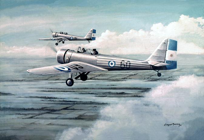 Ae M Oe 2 Aviones Argentinos